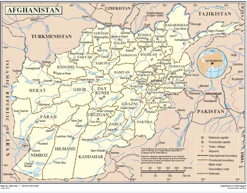 Afghanistan Map Images Stock Photos Vectors Shutterstock